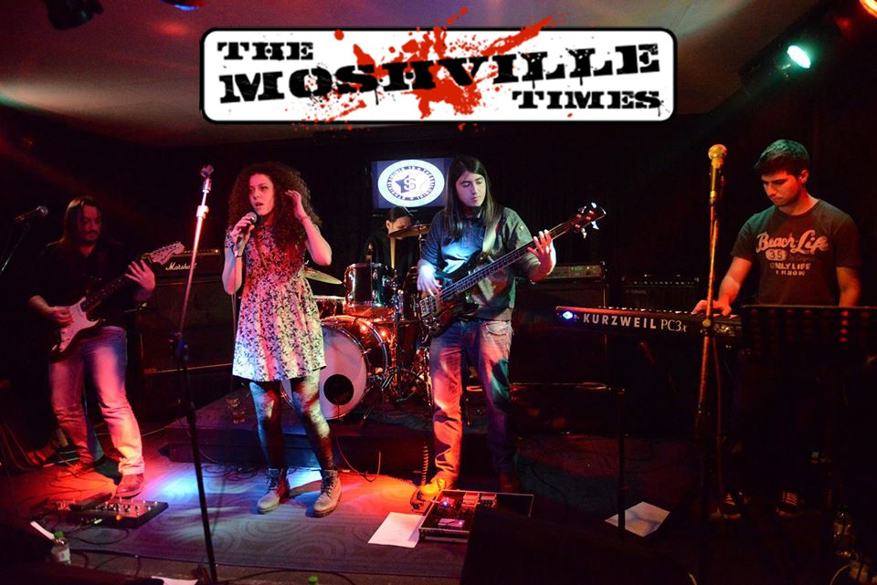 Band of the day, by Moshville Times
